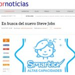 Altas Capacidades en Smartick. En busca del nuevo Steve Jobs