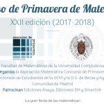 Smartick apoya la XXII edición del Concurso de Primavera de Matemáticas