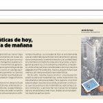 El Comercio Perú: Las matemáticas de hoy, la tecnología de mañana