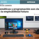 América Economía: matemáticas y programación, claves para la empleabilidad