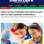 Diario Libre El Salvador: Un método efectivo para aprender matemáticas