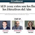 Smartick finalista en los Premios AED al mejor directivo del año