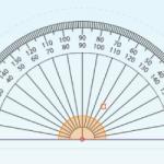 Qué es un ángulo llano y ejemplos