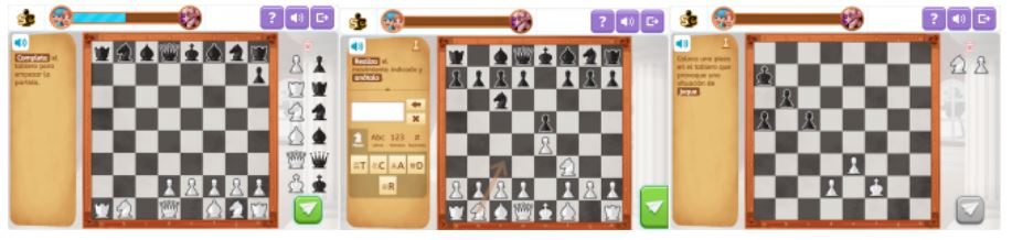 aprender a jugar al ajedrez con Smartick Chess