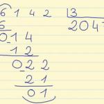 Aprende a dividir por una cifra