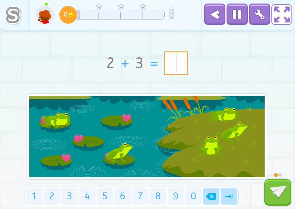 Matemáticas en educación infantil