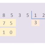¿Cómo se hacen divisiones de 3 cifras? II