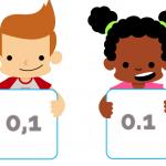 Separadores decimales ¿puntos o comas?