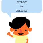 ¿Sabes cuál es la diferencia entre el billón europeo y el billón americano?