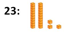 sumas en vertical