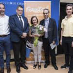 Smartick premia a María Gaspar, madrina de olímpicos de matemáticas