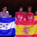 Olimpiada Iberoamericana de matemáticas. Argentina, Brasil y España, campeonas