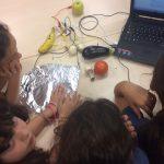 Campamento Smartick: Autógrafos de ingeniera y matemático en el día 4