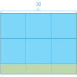 Cómo realizar multiplicaciones con un modelo de área