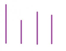 Cuatro rectas