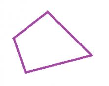 Figura cuatro lados