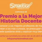 Premio Smartick a la Mejor Historia Docente