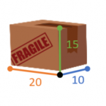 Longitud, dimensiones de un objeto