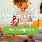 Un campamento Smartick para despertar vocaciones tecnológicas en las niñas