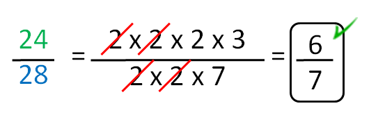 ejercicios de división de fracciones 6