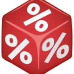 Regla de tres para calcular porcentajes