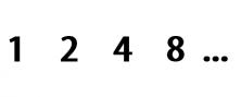 secuancias de números 3